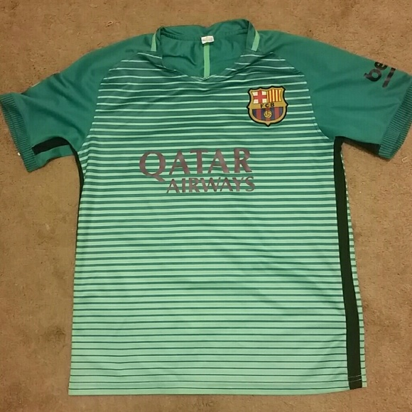 f0d236c54bc FCB Other - Neymar Jr Barcelona football soccer Jersey